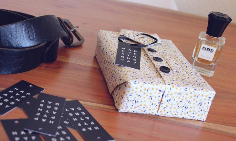 Vamos a envolverlo - 10 ideas para envolver regalos originales y sostenibles